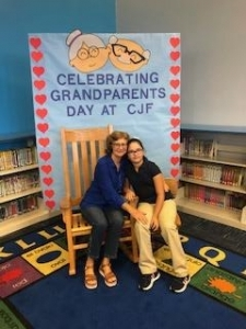 Celebrating Grandparents Day